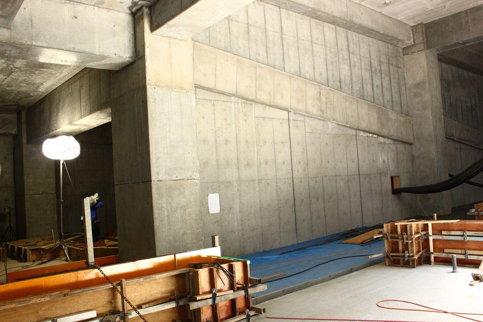 型枠工事鉄筋コンクリート